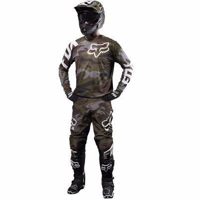 Fox Head Equipo Motocross Fox Head Talle -xl/36- 180 Camo #14118031