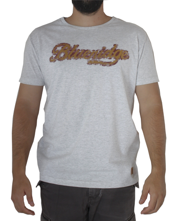 Mangas Cortas - Blueridge Remera Brand Blueridge