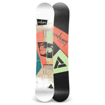 Boards - Academy Snowboards Rhytm Traditional Camber