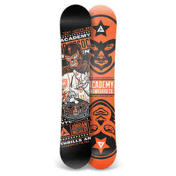 Boards - Academy Snowboards Team