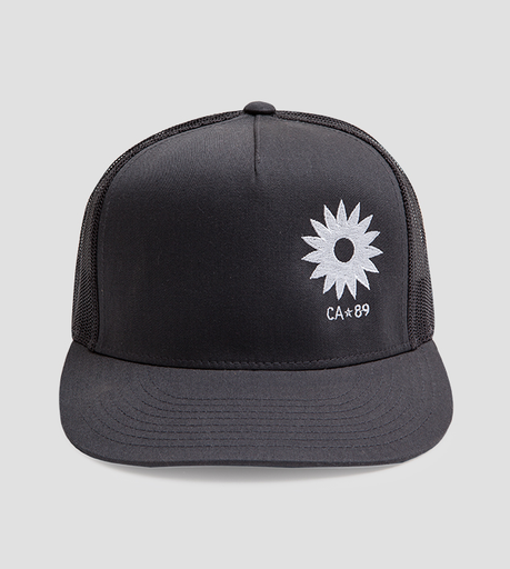 Ball Caps & Snapbacks - California 89 Trucker Hat Sunflower