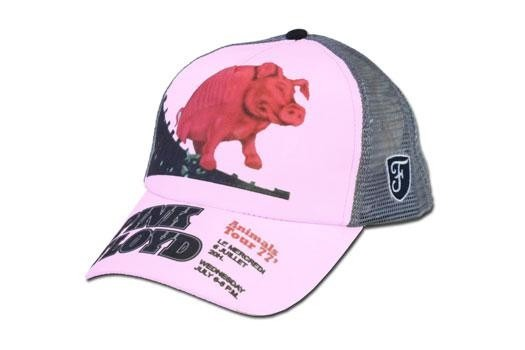 Truckers - Fight For Your Right Gorra Pink