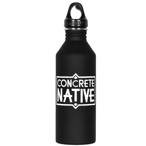 Hydration - Concrete Native Mizu X Concrete Native Waterbottle