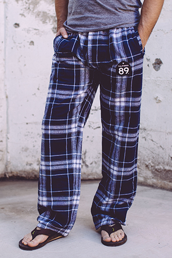 Pants - California 89 Unisex Pajama Bottoms