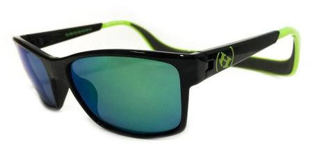 Hoven Vision MONIX Black- Bright Green Gloss - Grey - Polarized