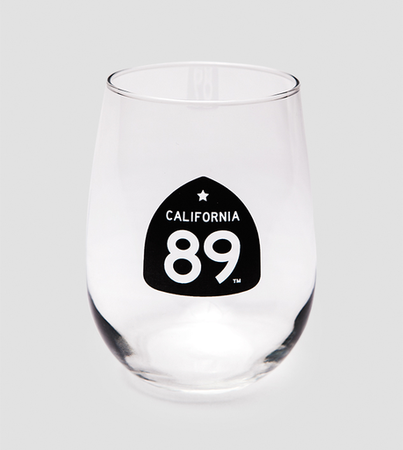 More - California 89 STEMLESS WINEGLASS