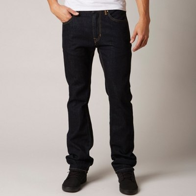 Jeans - Fox Head Jean Hombre Fox Head Throttle R Wash #08241316