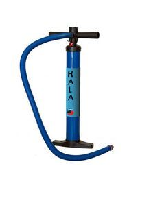 More - Hala Gear Hala Dual Action Hand Pump with Gauge
