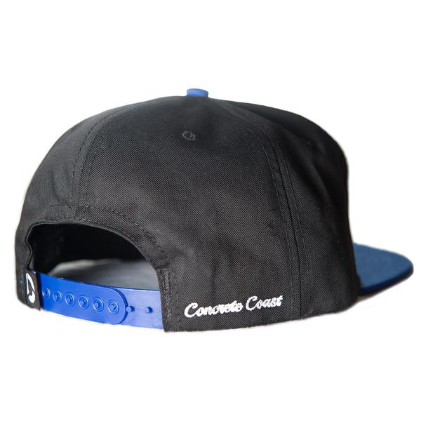 Ball Caps & Snapbacks - Concrete Coast Mt. Evans Colorado Hat - Black