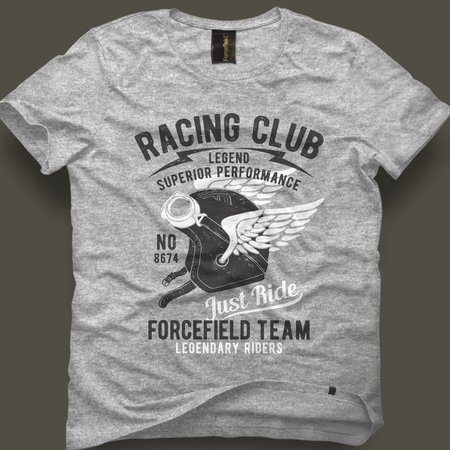 Mangas Cortas - Forcefield Remera Just Ride