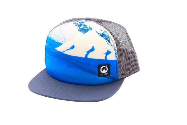 Ball Caps & Snapbacks - Send It  Camonix Snapback