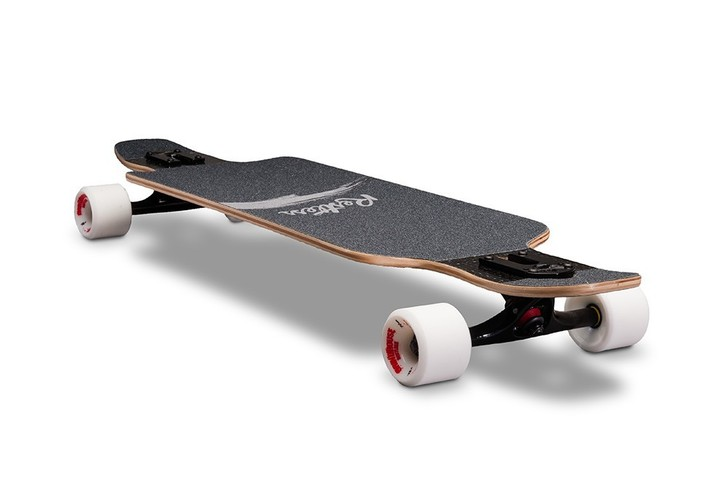 Restless Longboards Splinter38 FiberLam Deck Longboard - Deck only