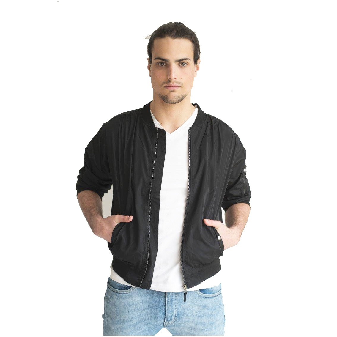 Camperas - Customs BA Campera Bomber