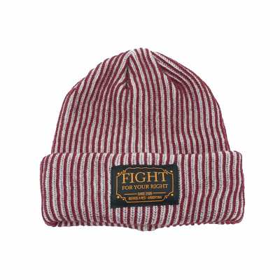 Fight For Your Right Fight For Your Right Gorros Lana Beanie Toni Mujer