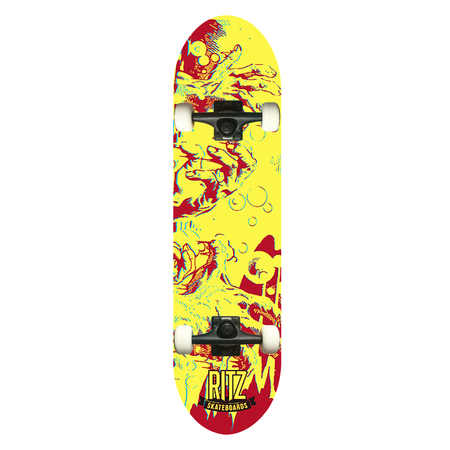 Completos - Ritz Skateboard Completo Finger
