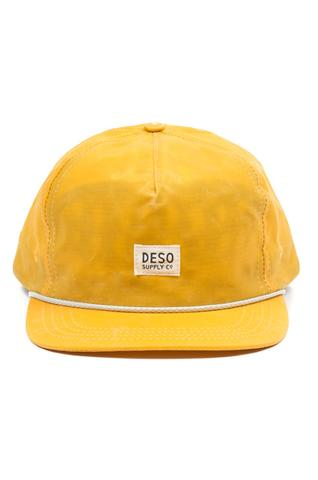 Accessories - Desolation Supply Co Waxed Cotton Cap