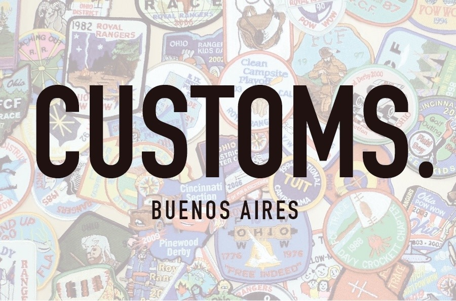 Buzos - Customs BA Buzo Total Grey / Brainstorm