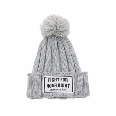 Fight For Your Right Fight For Your Right Gorros Lana Beanie Kylie Mujer