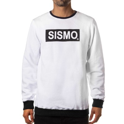 Buzos - Sismo Remera Brush Crewneck