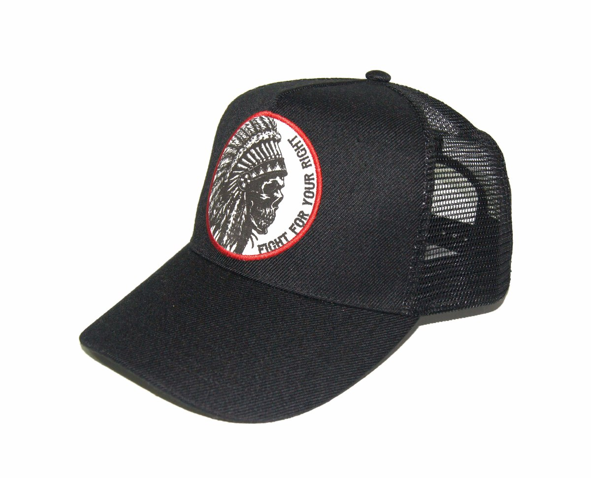 Fight For Your Right Gorra Fight For Your Right Trucker Original Snapback Young