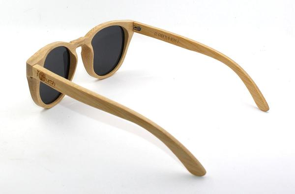 Sunglasses - The Fourth Gentlemen Ordesa (Natural bamboo)