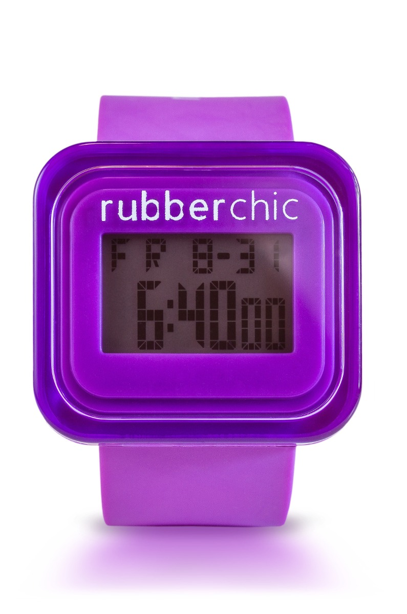 Relojes - Rubberchic Reloj Mini Box