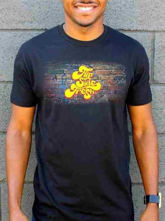 Tees - Flipside Fresh FSF GRAFFITTI WALL (MEN)