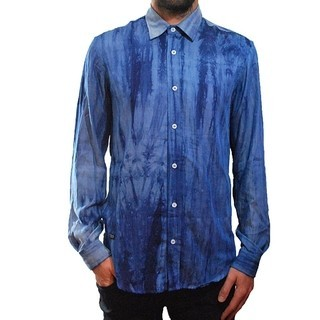 Mangas Largas - Chilling Company Camisa Bat Blue