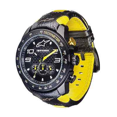 Alpinestars Reloj Pulsera Alpinestars Tech Watch Chrono Yellow Pre-venta