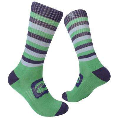 Socks - Cuipo Sloth Stripe Sock