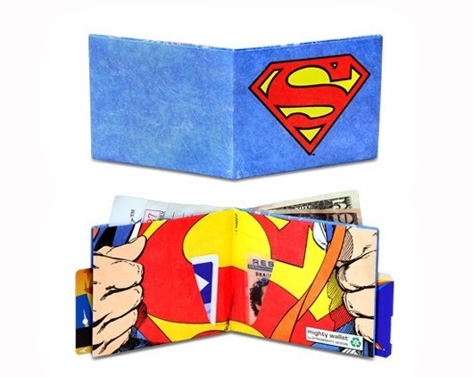 Billeteras - Wally Wallets Billetera Superman