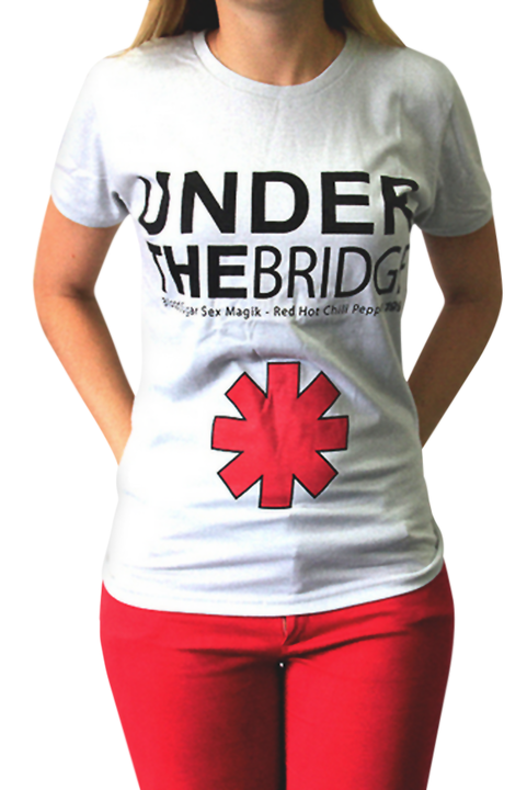 Mangas Cortas - Velvetdesign Remera Under the bridge Mujer