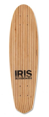 Boards - Iris Skateboards Lil Rhodie Deck - Deck Only