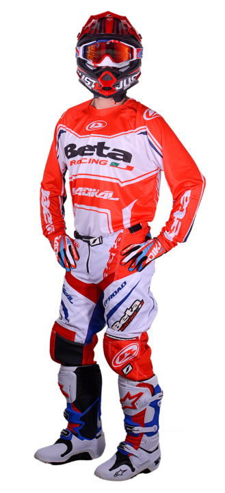 Conjuntos - Radikal Racing Conjunto Motocross Exclusivo Beta