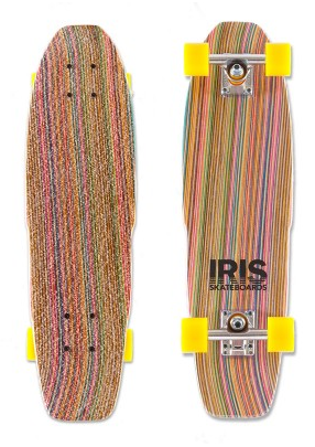 Boards - Iris Skateboards Shogun - Complete