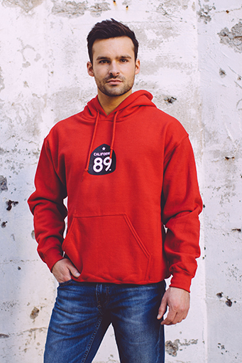 Hoodies - California 89 Unisex Sweatshirt Hooded