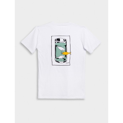 Indumentaria - Sismo Remera Sismo Smoking Fish