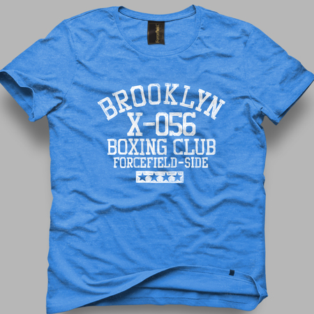 Mangas Cortas - Forcefield Remera Brooklyn