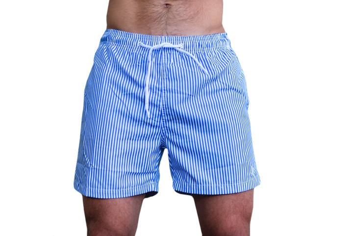 Shorts - Get Traje de Baño Stripped