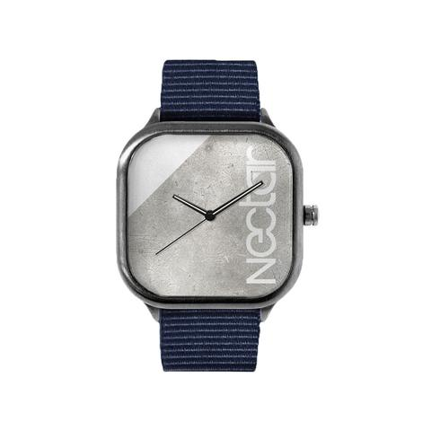 Watches - Duckfeet NAVY LOGO WATCH