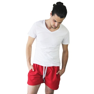 Customs BA Customs Ba Malla Hombre Corta Mallas Short Bermuda Polo Tomm