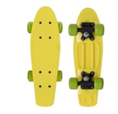 Tablas - Tuxs Mini Longboard