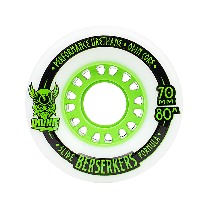 Wheels - Divine Berserkers-70mm-80a