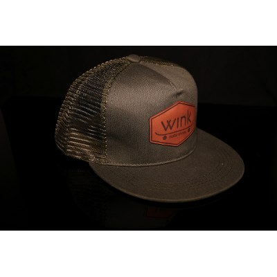 Calzado - Wink Gorra Trucker - Military Green.
