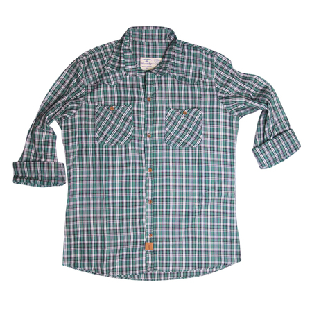 Mangas Largas - Blueridge Camisa Jasper