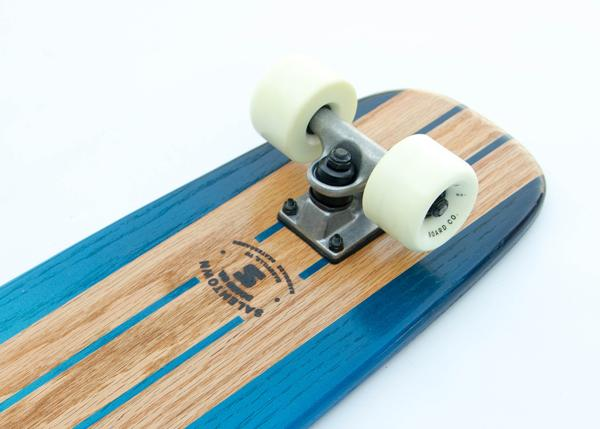 Boards - Salemtown Board Co Evening Classic Cruiser (Oak)