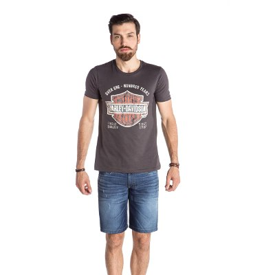 Indumentaria - Kout Remera Harley- Kout Hombre