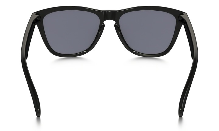 Anteojos - Oakley Anteojos Frogskins Polished Black / Grey