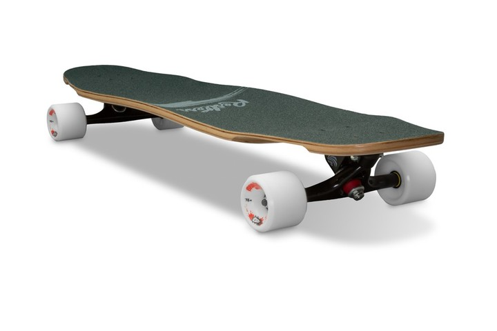 Boards - Restless Longboards FishBowl 2015 39 Complete Longboard