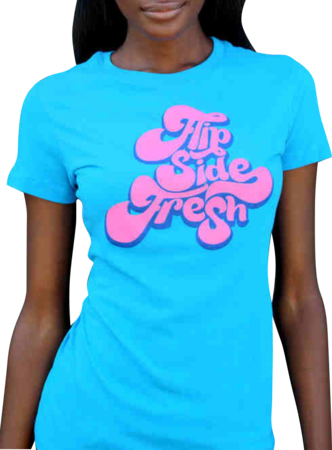 Tees - Flipside Fresh FLIPSIDE FRESH (LADIES)